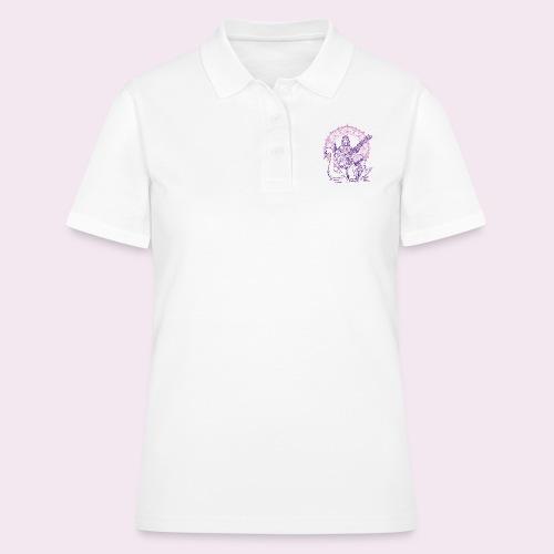 Saraswati - Frauen Polo Shirt