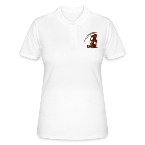 death - Women's Polo Shirt