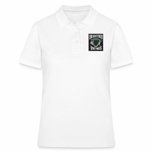 Enlightend Vikings - Poloskjorte for kvinner