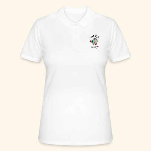 Conures' Lover: Toc - Polo Femme