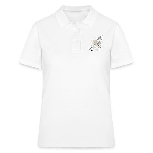 Mis dibujos - Camiseta polo mujer