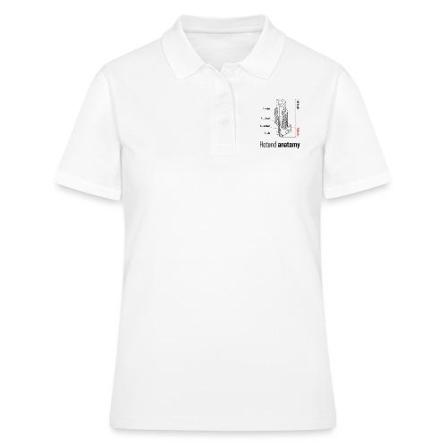 Hotend anatomy - Women's Polo Shirt