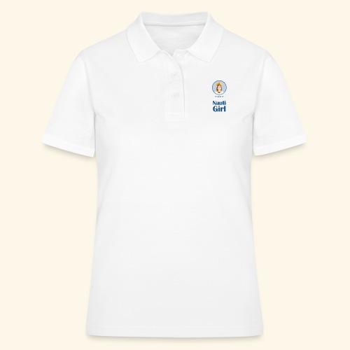 SeaProof Nauti Girl - Frauen Polo Shirt