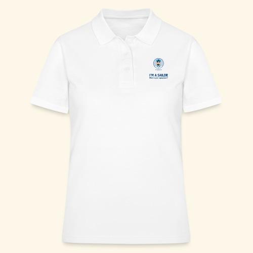SeaProof Superpower - Frauen Polo Shirt