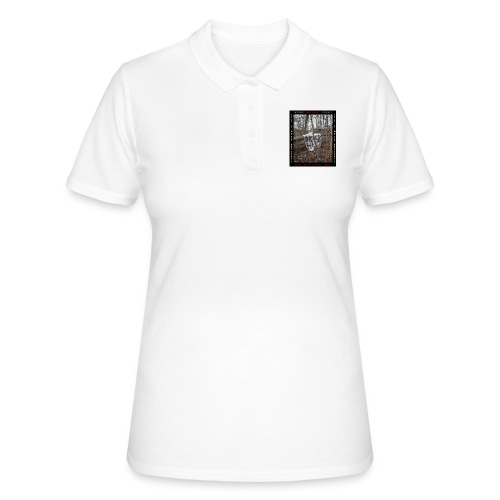 in the woods fotografi - Women's Polo Shirt