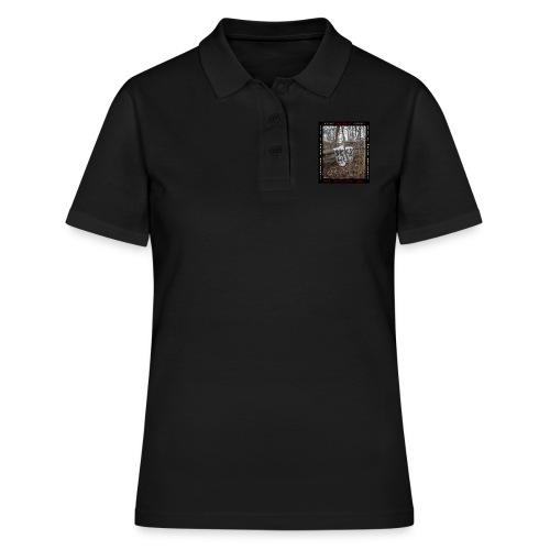 in the woods fotografi - Women's Polo Shirt