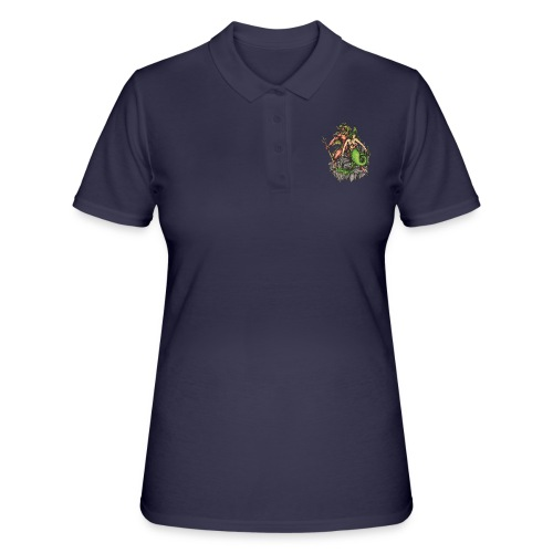 King Of The Water - Women's Polo Shirt