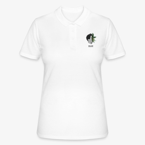 #LETCREATIVITYGROW Flower Edition 2 - Frauen Polo Shirt