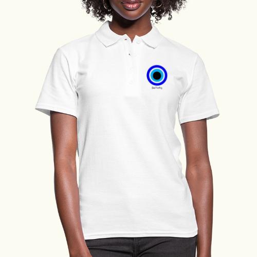 luck eye - Women's Polo Shirt