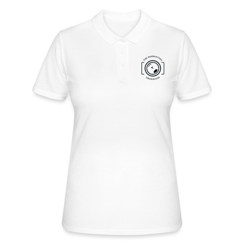 THE MANHATTAN DARKROOM photo - Women's Polo Shirt