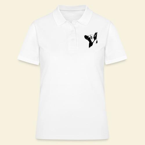 Malinois Portrait - Frauen Polo Shirt