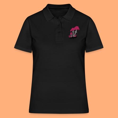 champignons - Women's Polo Shirt