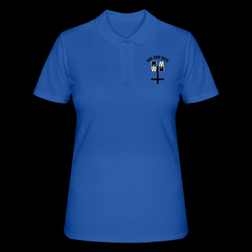 WE ARE ONE x CROSS - Vrouwen poloshirt