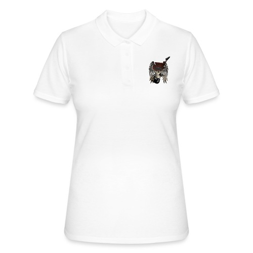 Metal Patch - Frauen Polo Shirt