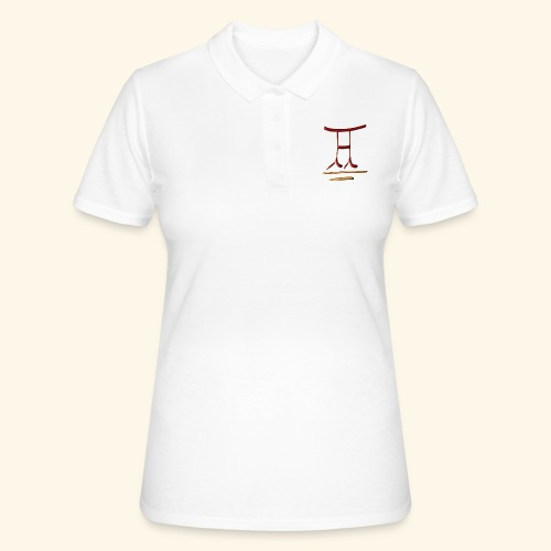Ohm Nami Ong solo - Frauen Polo Shirt