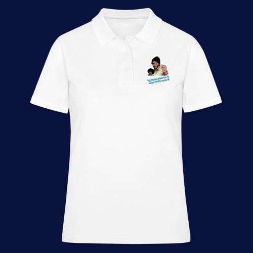 Your Favourite Beanie Man - Women's Polo Shirt