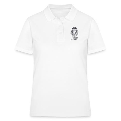 you are stronger - Frauen Polo Shirt