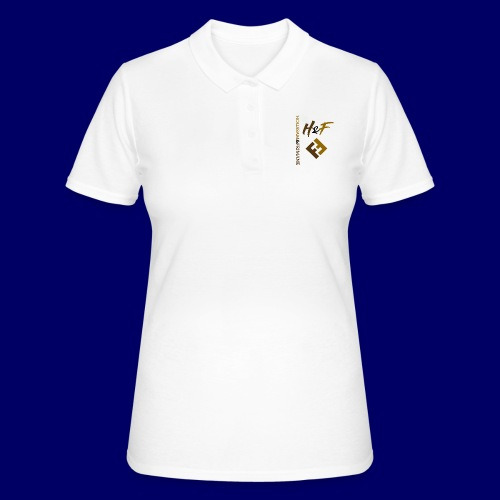 h&F luxury style - Women's Polo Shirt