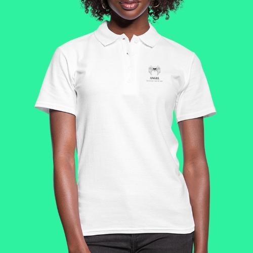 ANGEL - Frauen Polo Shirt