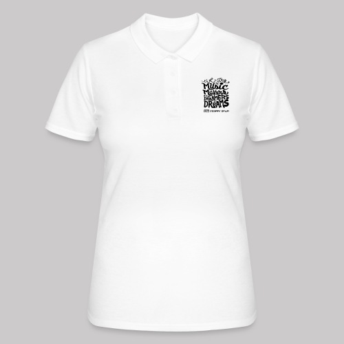 DREAMERS - Women's Polo Shirt