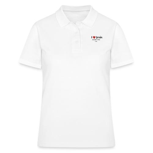 Yo Amo a Jesus Te Ama 2019 - Women's Polo Shirt