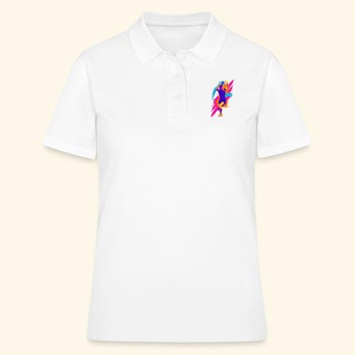 Tischtennis Einsatz - Frauen Polo Shirt