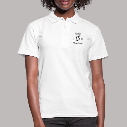 lucky 13 MB - Women's Polo Shirt