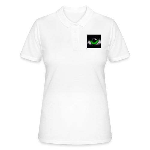 Green eye - Women's Polo Shirt