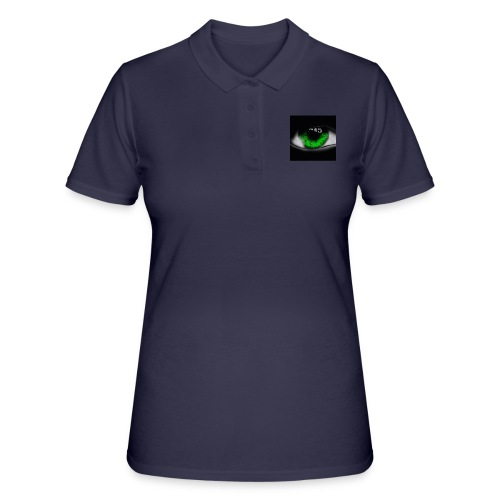 Green eye - Women's Polo Shirt