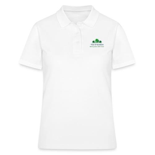 TOS logo shirt - Women's Polo Shirt