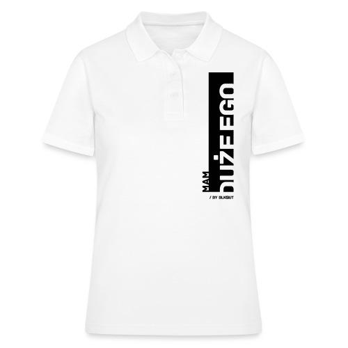 DUŻE EGO - Women's Polo Shirt