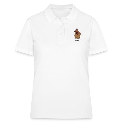 Maulbär - Frauen Polo Shirt