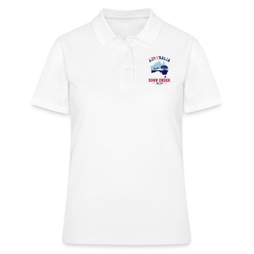 AUSTRALIA - DOWN UNDER - Frauen Polo Shirt