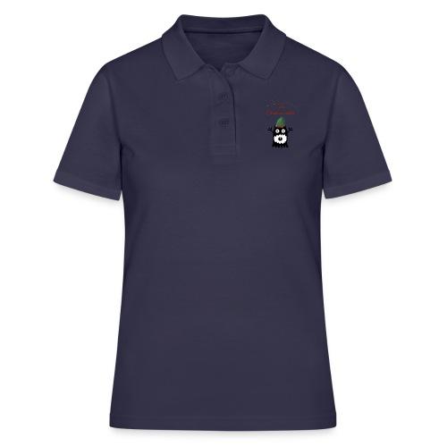 Calins de Noël - Christmas cuddels - Women's Polo Shirt