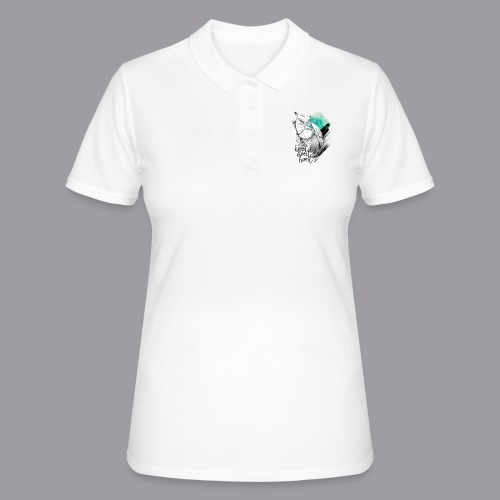 HootHoot - Frauen Polo Shirt