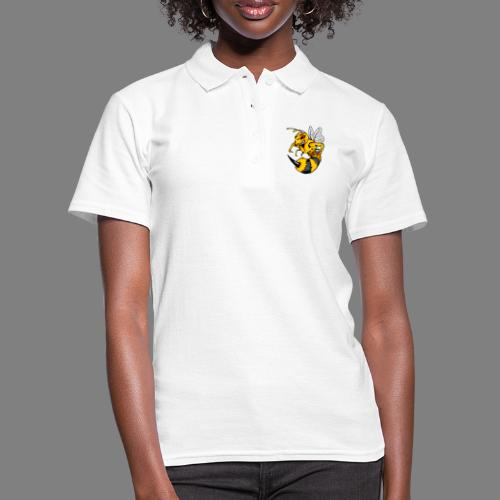 Wespe - Frauen Polo Shirt