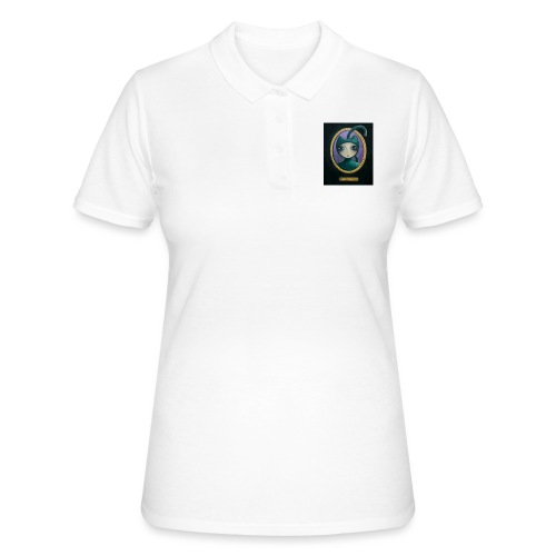 Miss Kitty t-shirt - Women's Polo Shirt