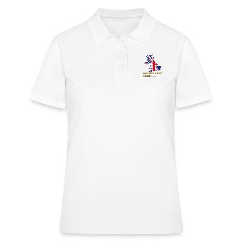 UK MERCH - Women's Polo Shirt