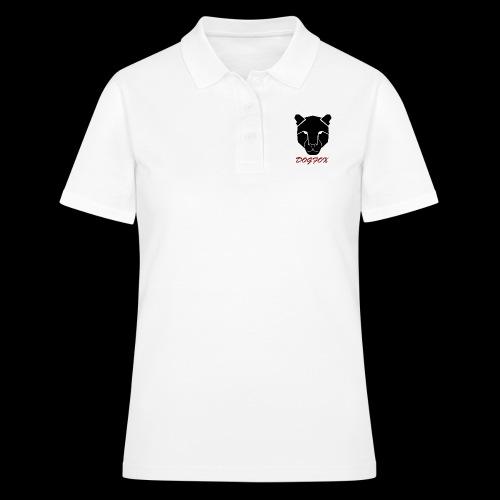 Dogfox Leopard - Frauen Polo Shirt