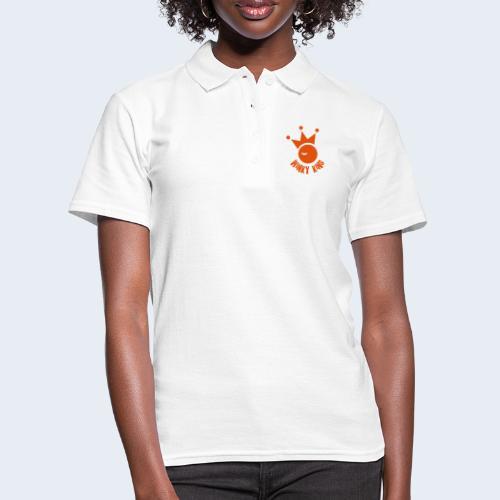 Winky King Logo - Women's Polo Shirt