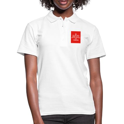 KEEP CALM 2 - Women's Polo Shirt