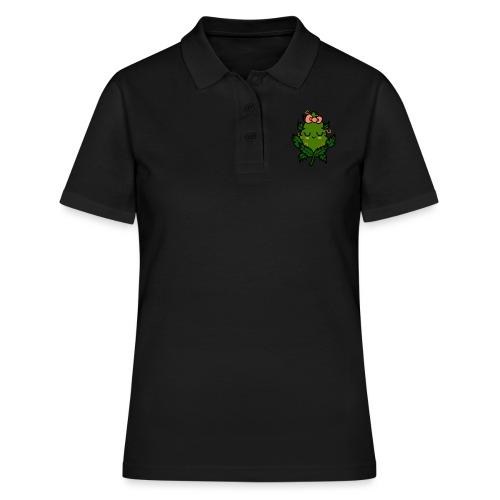 Ms. Weed Nug - Camiseta polo mujer