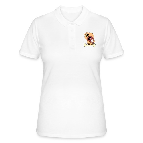 Kawaii le chien mignon - Women's Polo Shirt