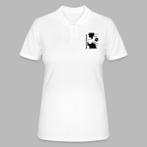 Korsika Sardinien Mori Shirt - Frauen Polo Shirt