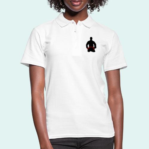 Judo Braungurt - Frauen Polo Shirt