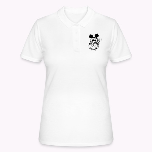 ugly pig - Women's Polo Shirt