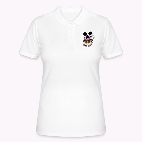 ugly pig col - Women's Polo Shirt