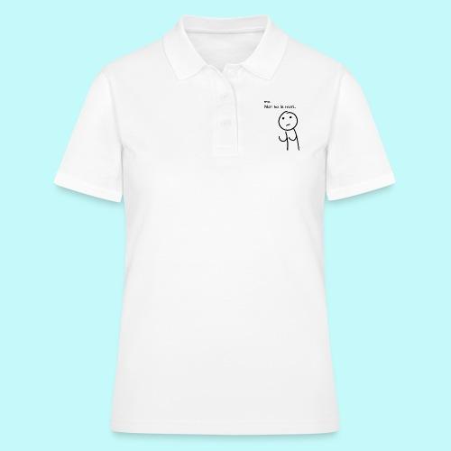 ma-non-ho-le-mani - Women's Polo Shirt
