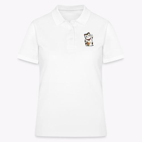 Love Lucky Cat - Women's Polo Shirt