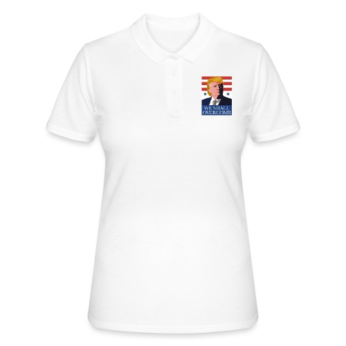 We Shall Overcomb - Women's Polo Shirt